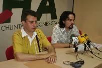 Plan DGA de carreteras de Teruel: la gran mentira