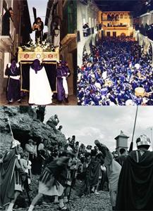 Semana Santa en Alcorisa y en la Ruta del Tambor y el Bombo