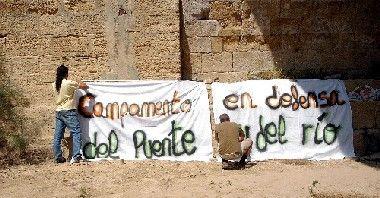 Protege el Ebro - Defiende el Puente de Piedra