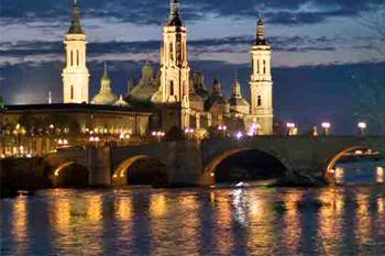 Concentración en la Arboleda de Macanaz para defender el río Ebro